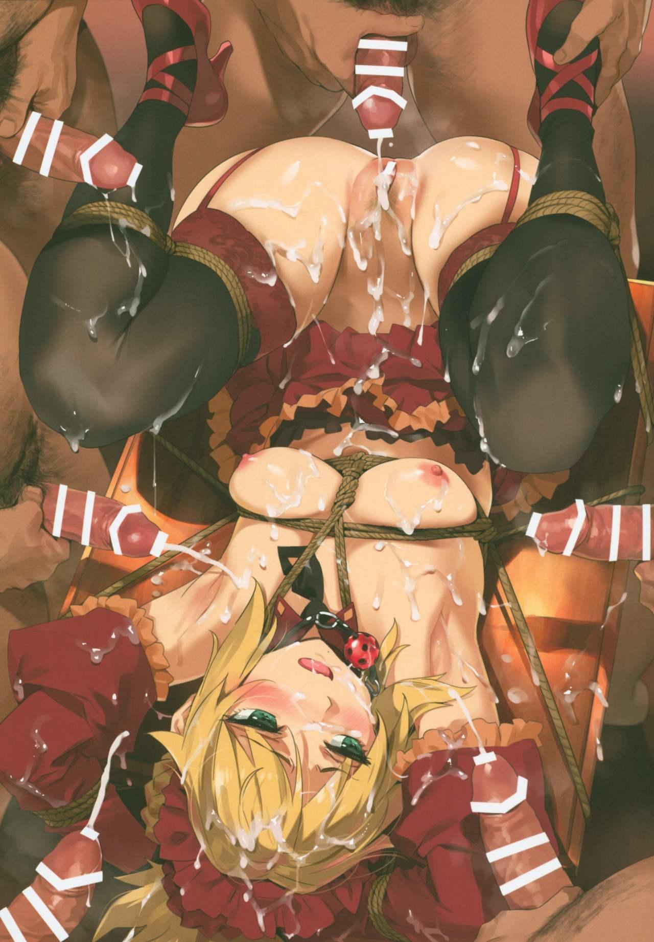 Chaldea Maid 9