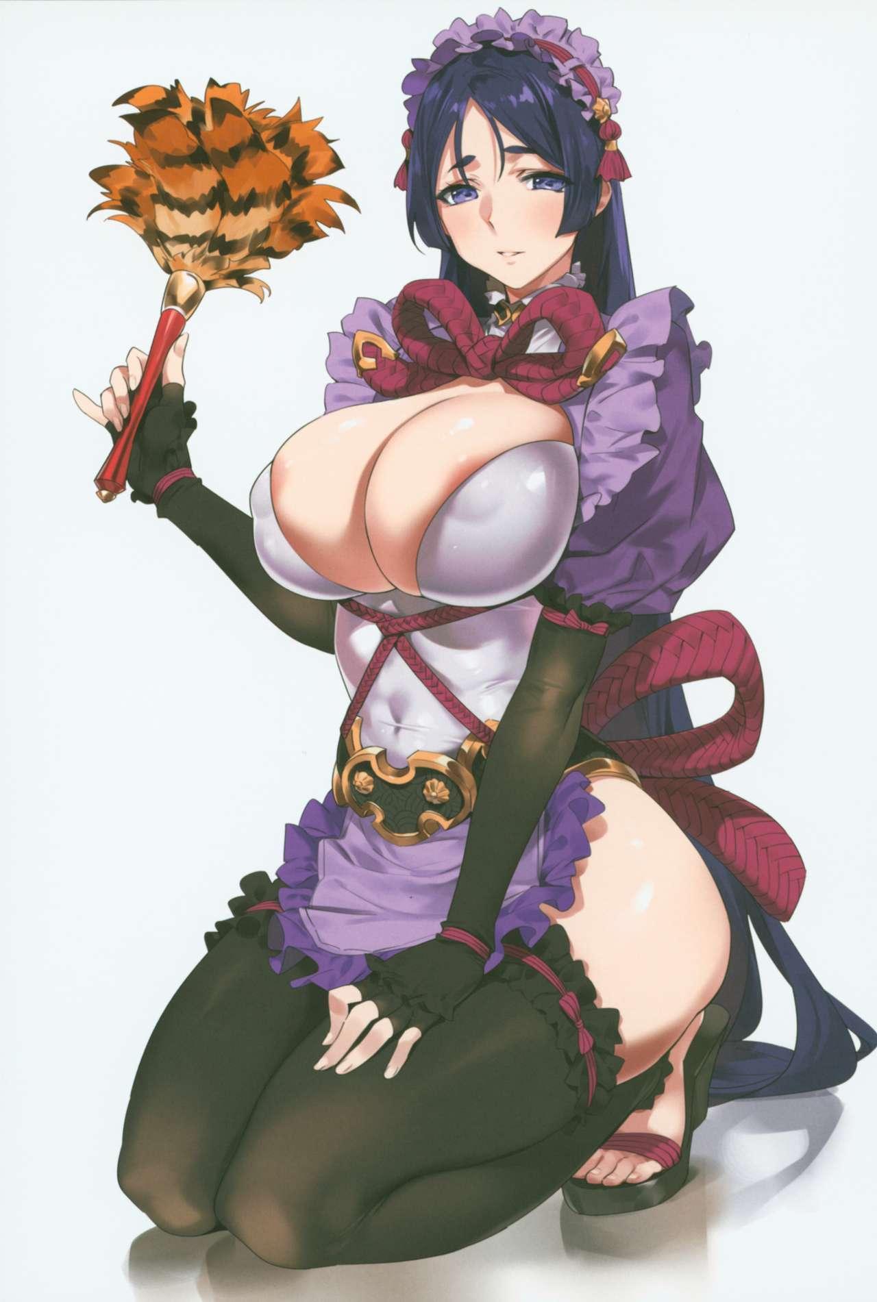 Chaldea Maid 6