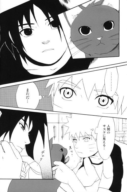 Uchiha-kun Neko ni Naru 24