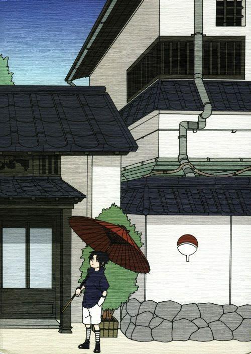 Uchiha-kun Neko ni Naru 53