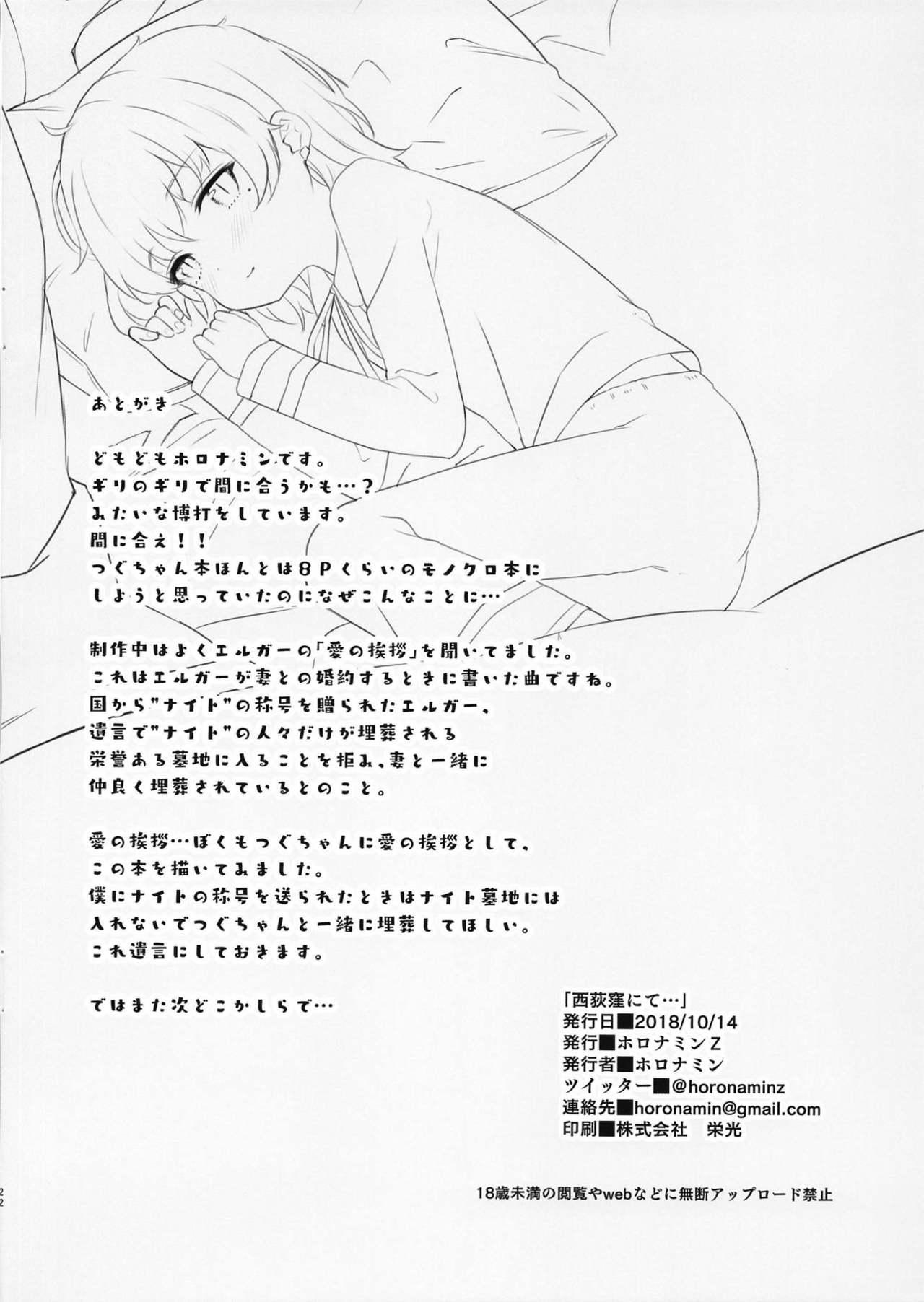Nishiogikubo nite... 20