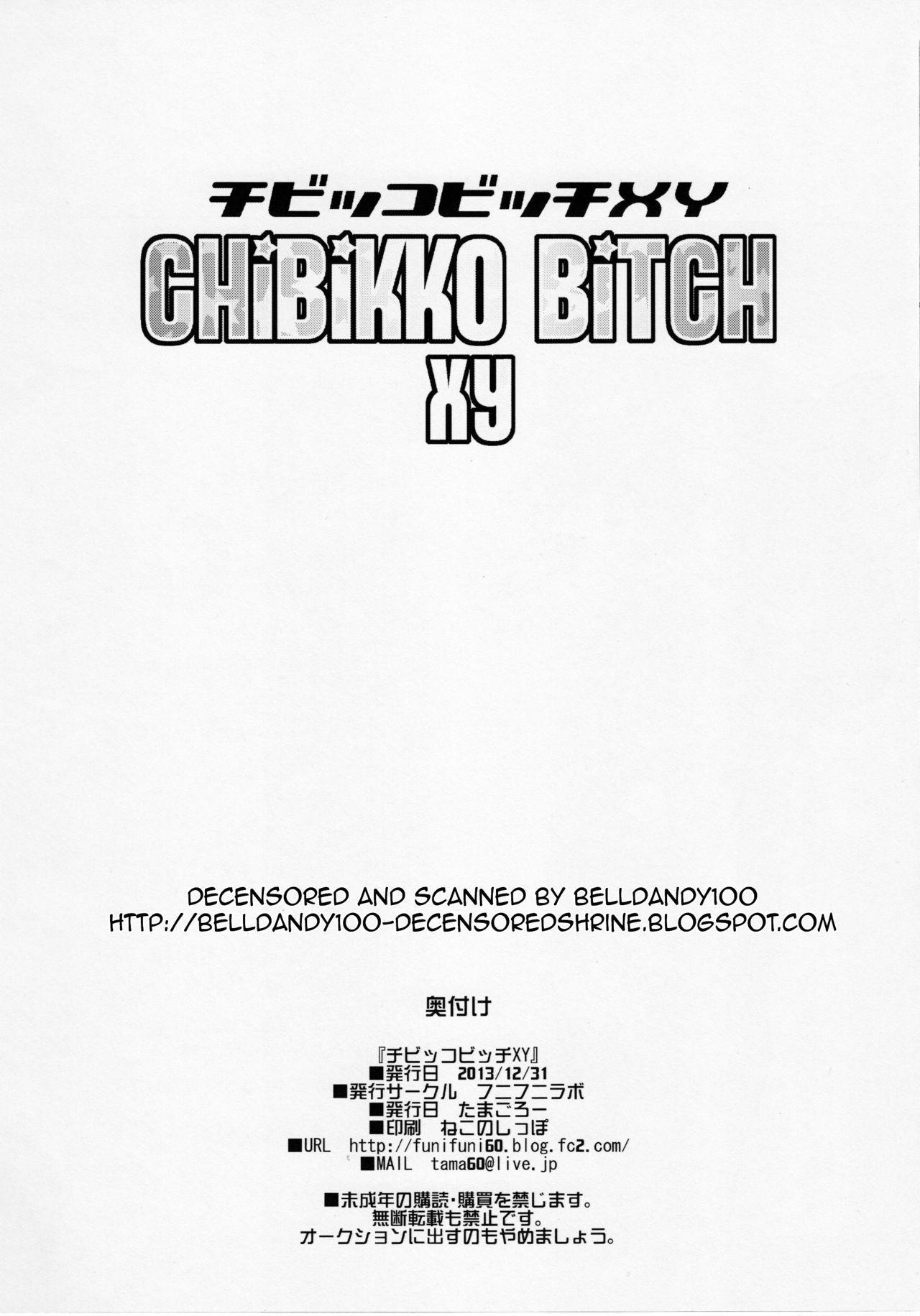 Chibikko Bitch XY 32