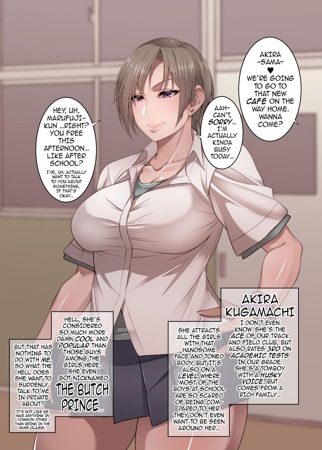 Nekura Megane ♀ | The Creepy Glasses Girl 37