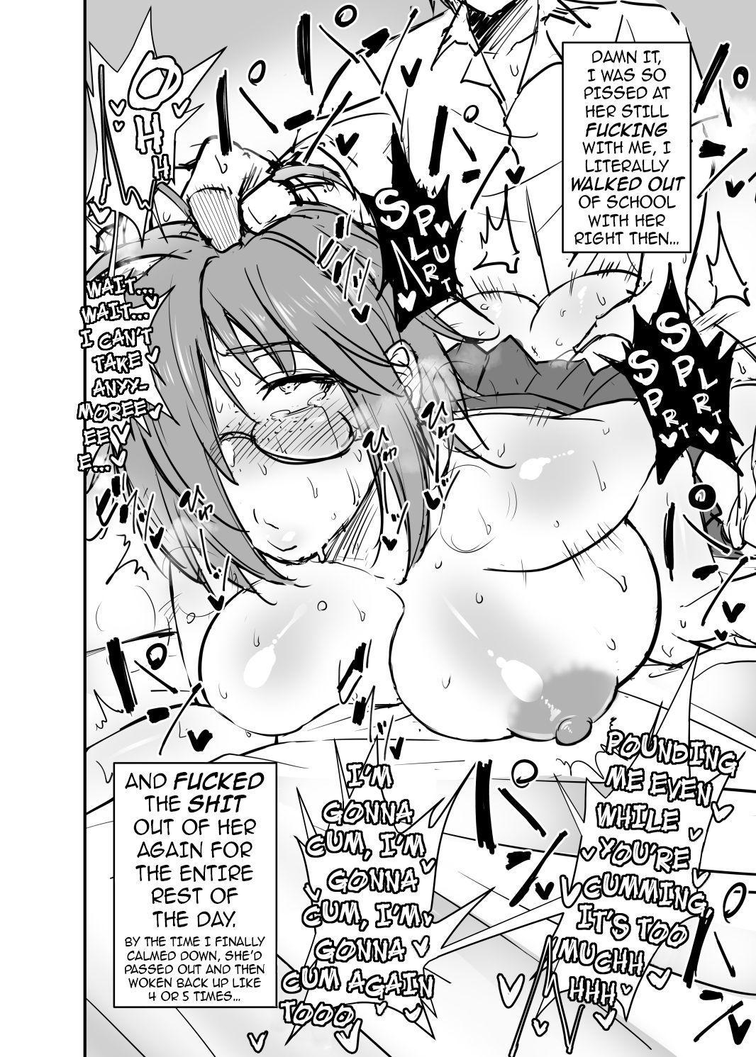Nekura Megane ♀ | The Creepy Glasses Girl 4