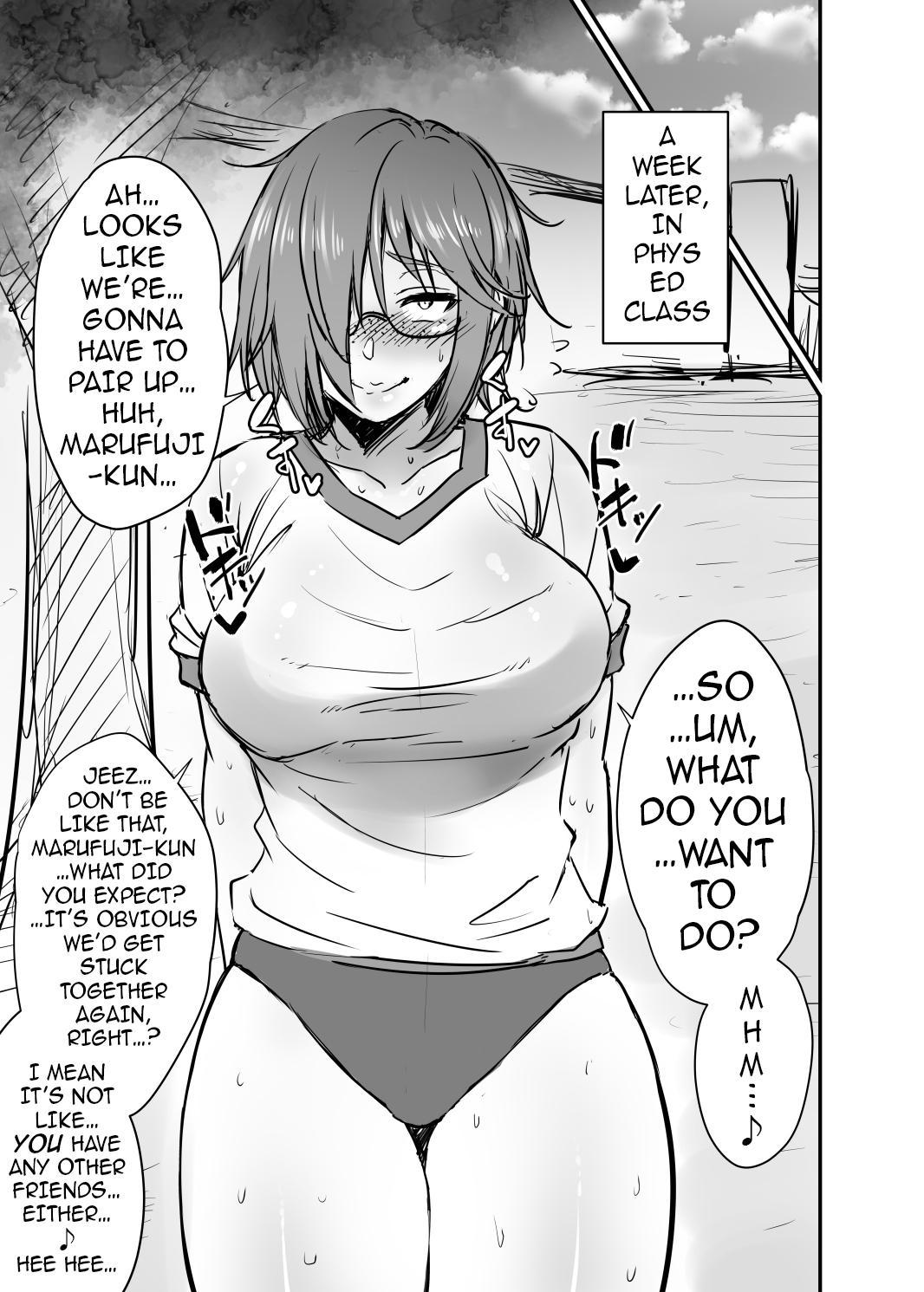 Nekura Megane ♀ | The Creepy Glasses Girl 5