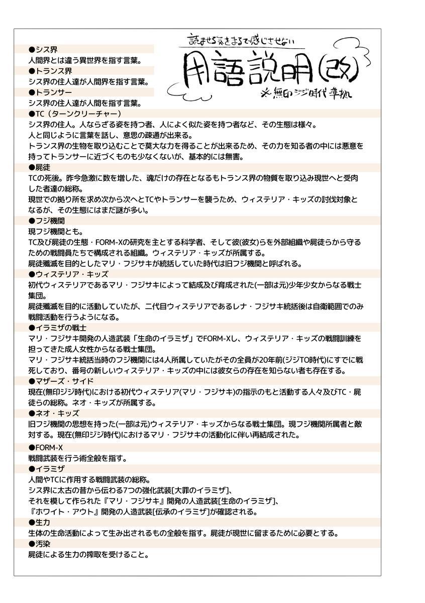 Douke no Kishi Lala Wisteria 01 ~ 06 29