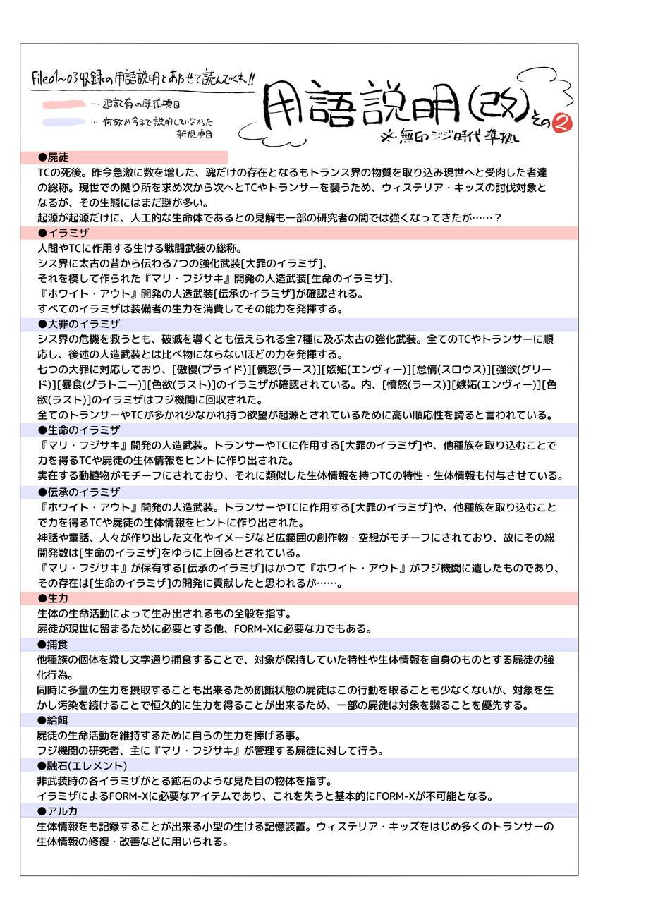 Douke no Kishi Lala Wisteria 01 ~ 06 96