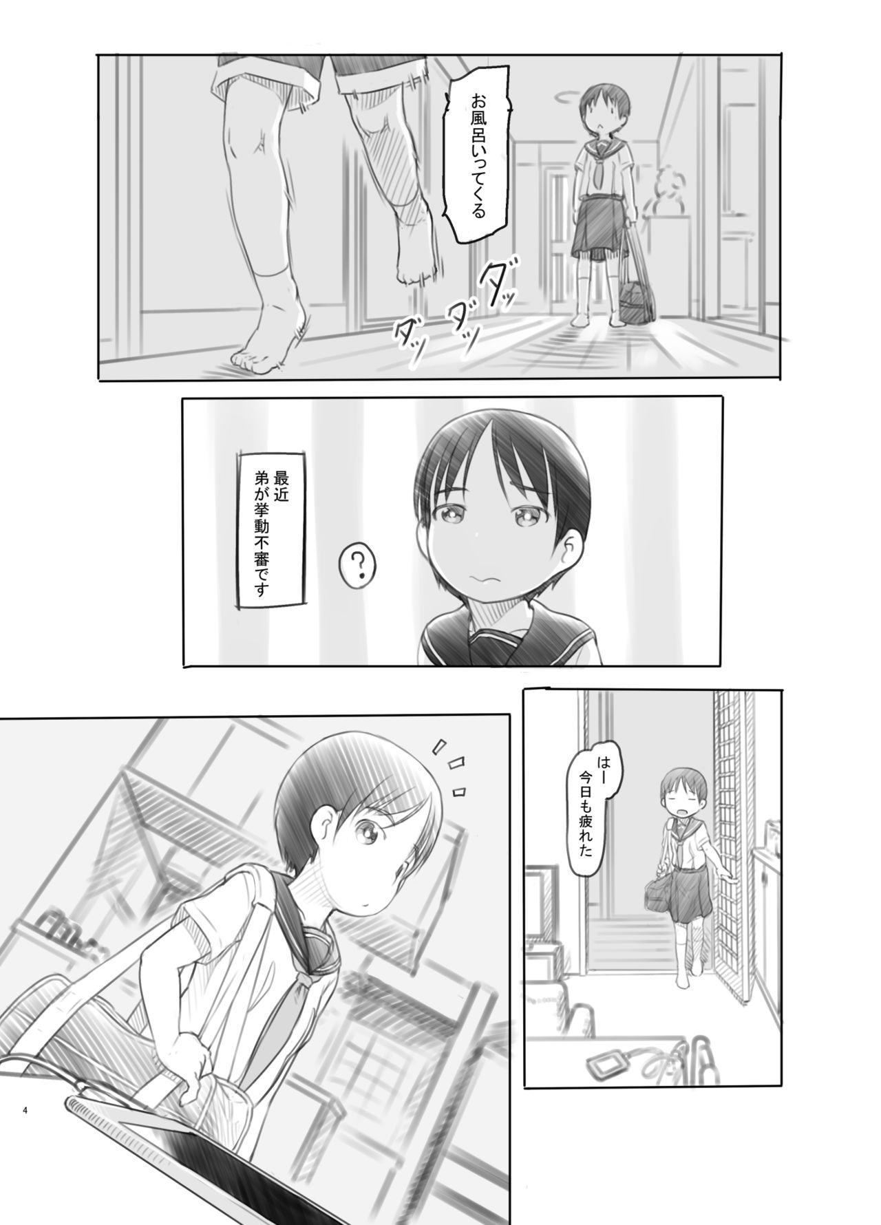 Sei ni Kyoumi ga Detekita Otouto ni Jikan Teishi Appli o Ataete Mita 2