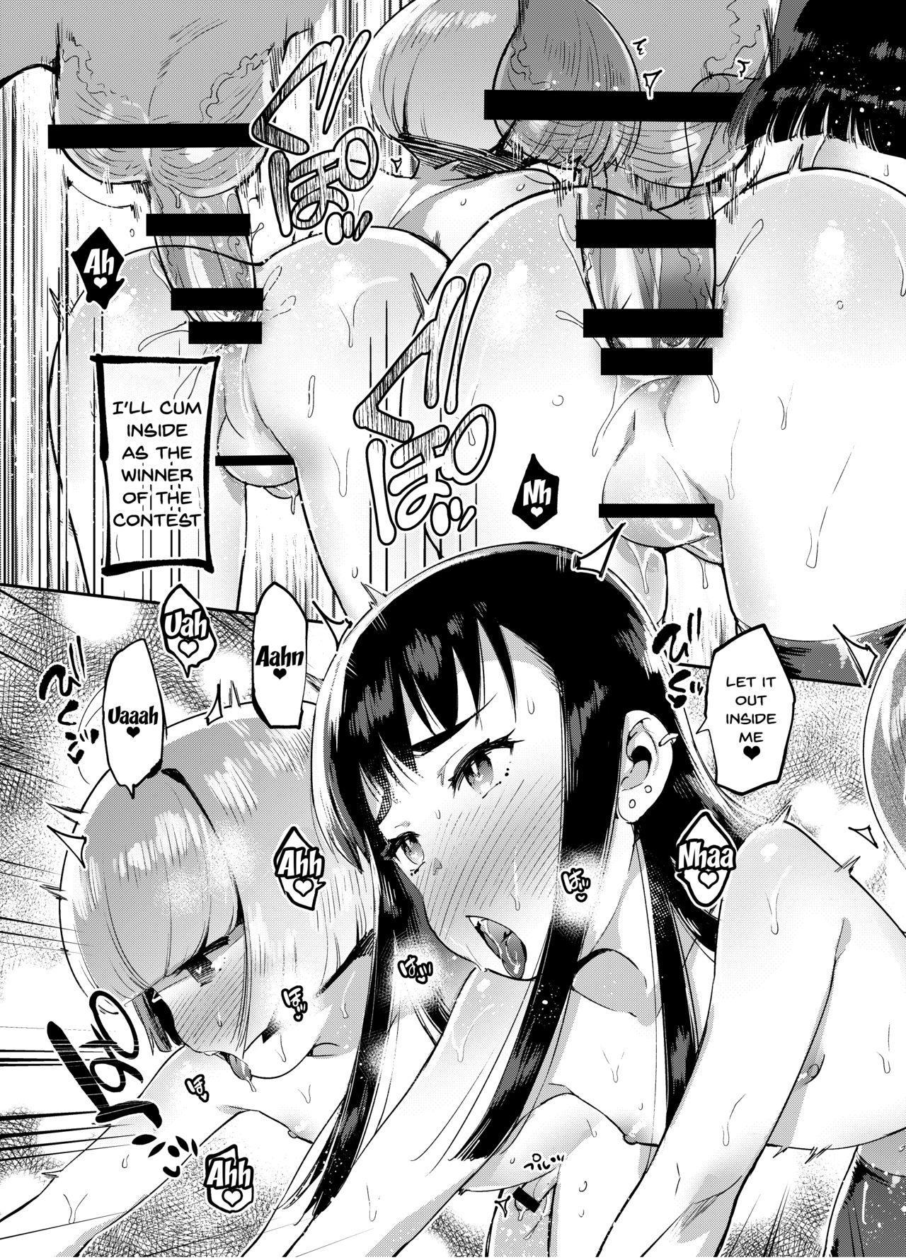 Kan Josou no Pro ni Manabu Enkou no Susume 28