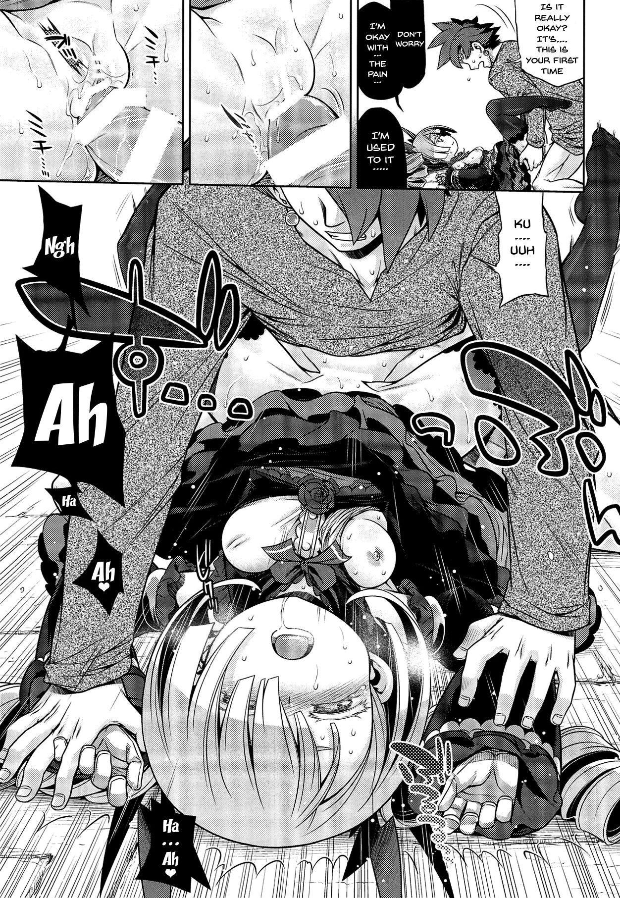 Sekaiju no Anone X2 13