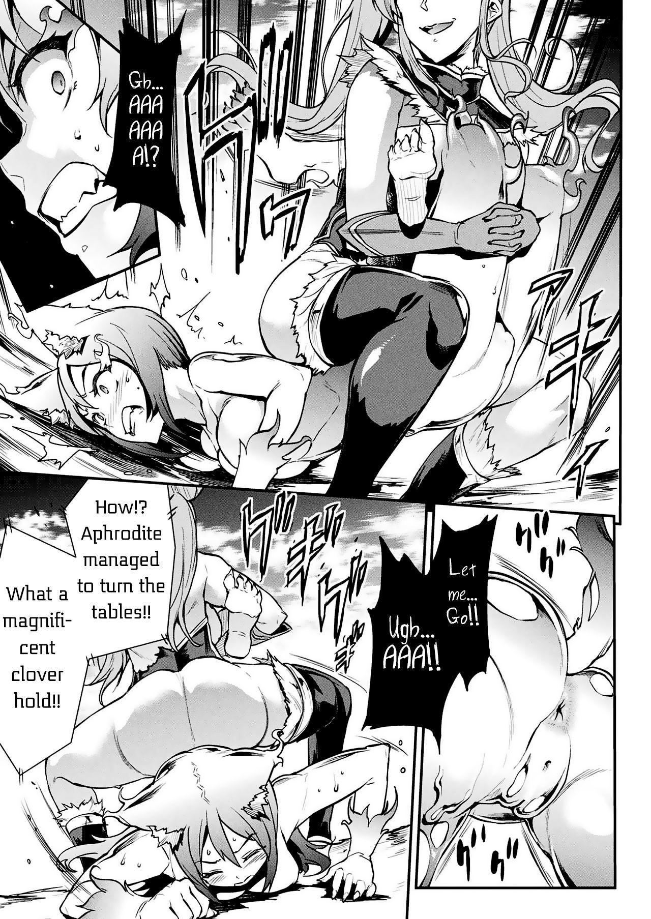 [Erect Sawaru] Raikou Shinki Igis Magia -PANDRA saga 3rd ignition- Ch. 8-11 [English] [Digital] 49