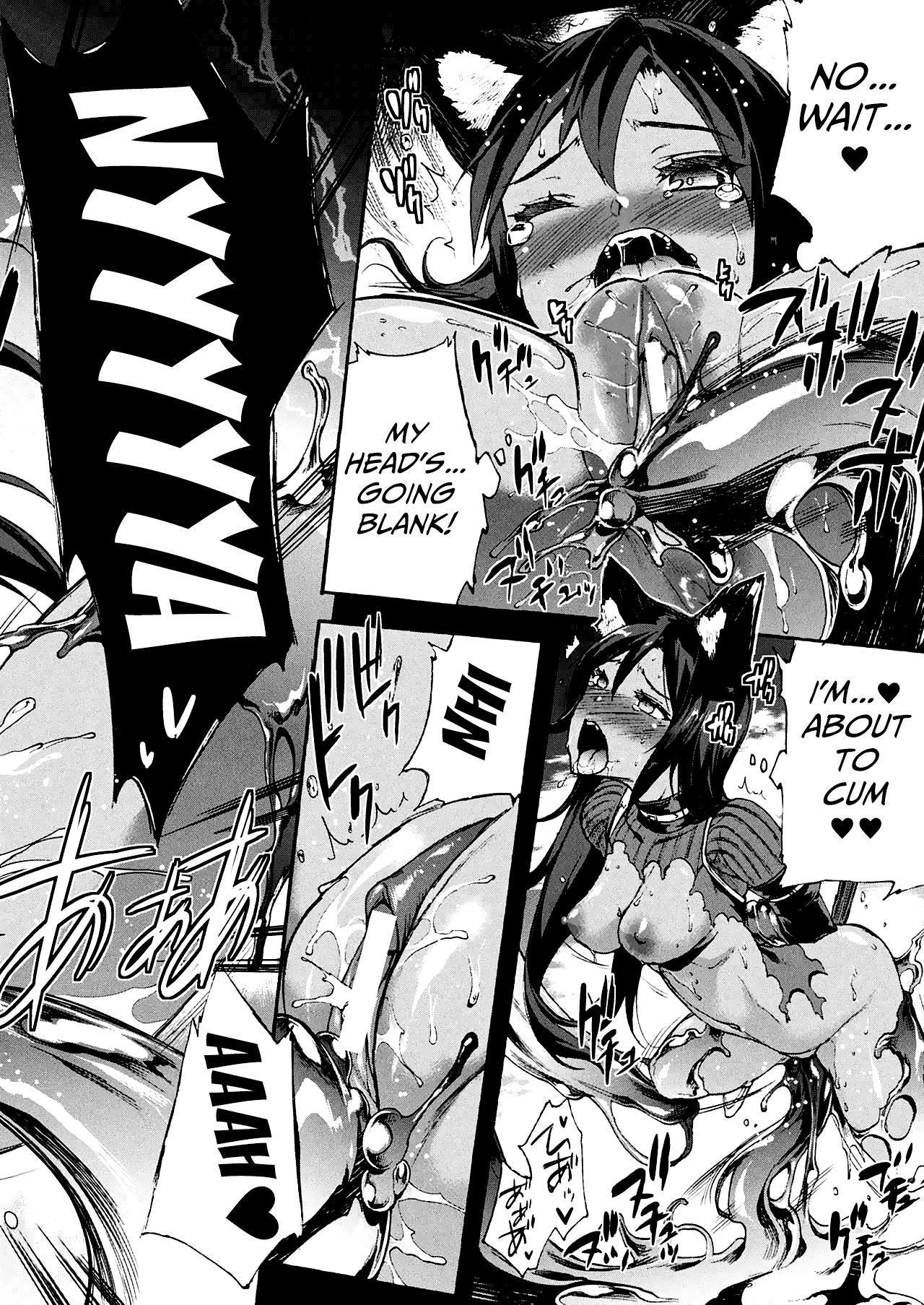 [Erect Sawaru] Raikou Shinki Igis Magia -PANDRA saga 3rd ignition- Ch. 8-11 [English] [Digital] 7