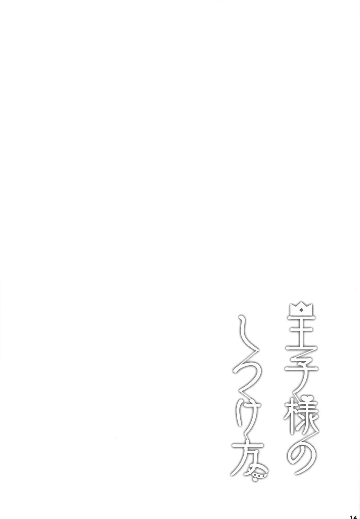 Ouji-sama no Shitsukekata 14