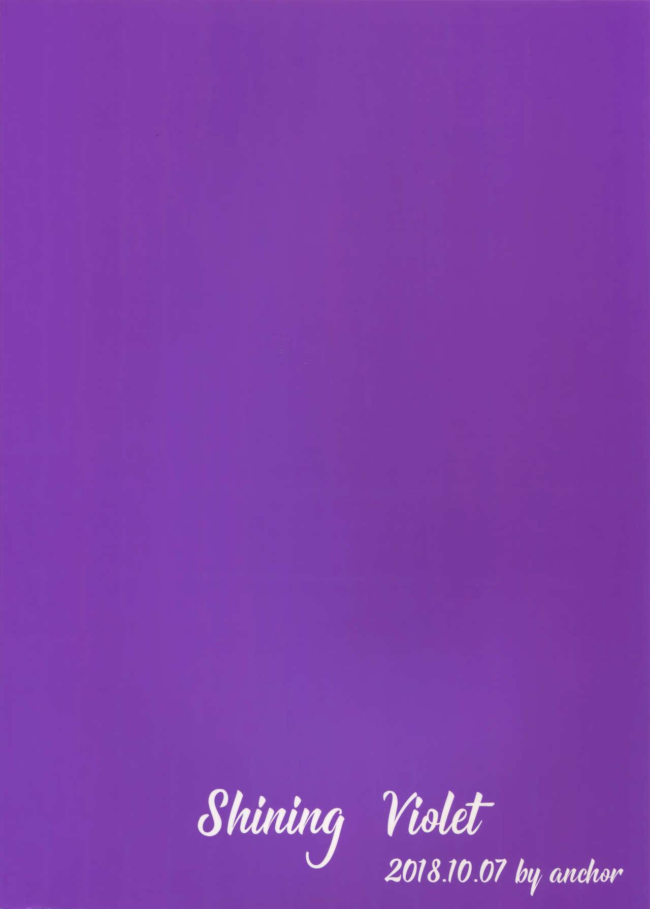 Shining Violet 29
