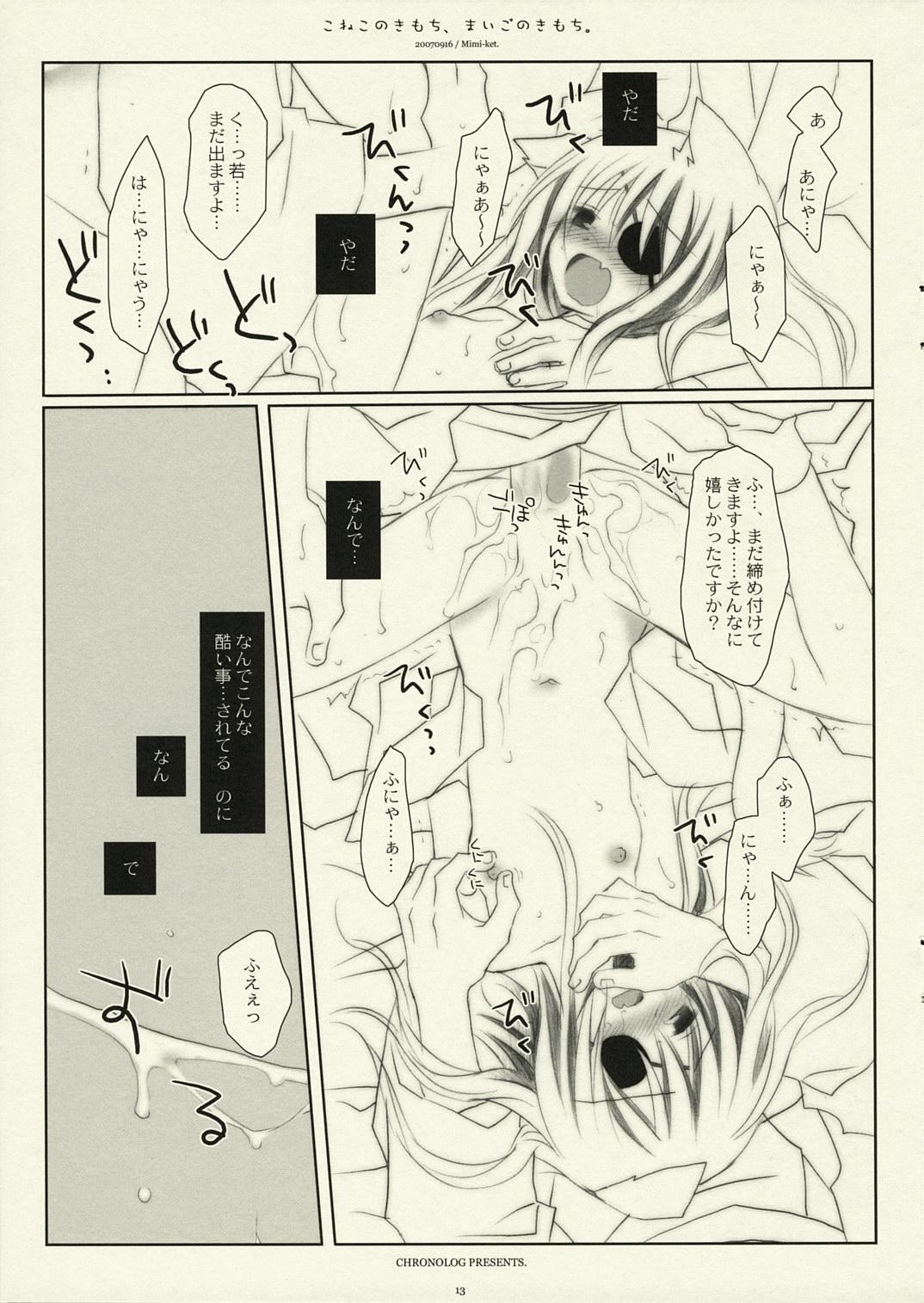 Koneko no Kimochi, Maigo no Kimochi. 11