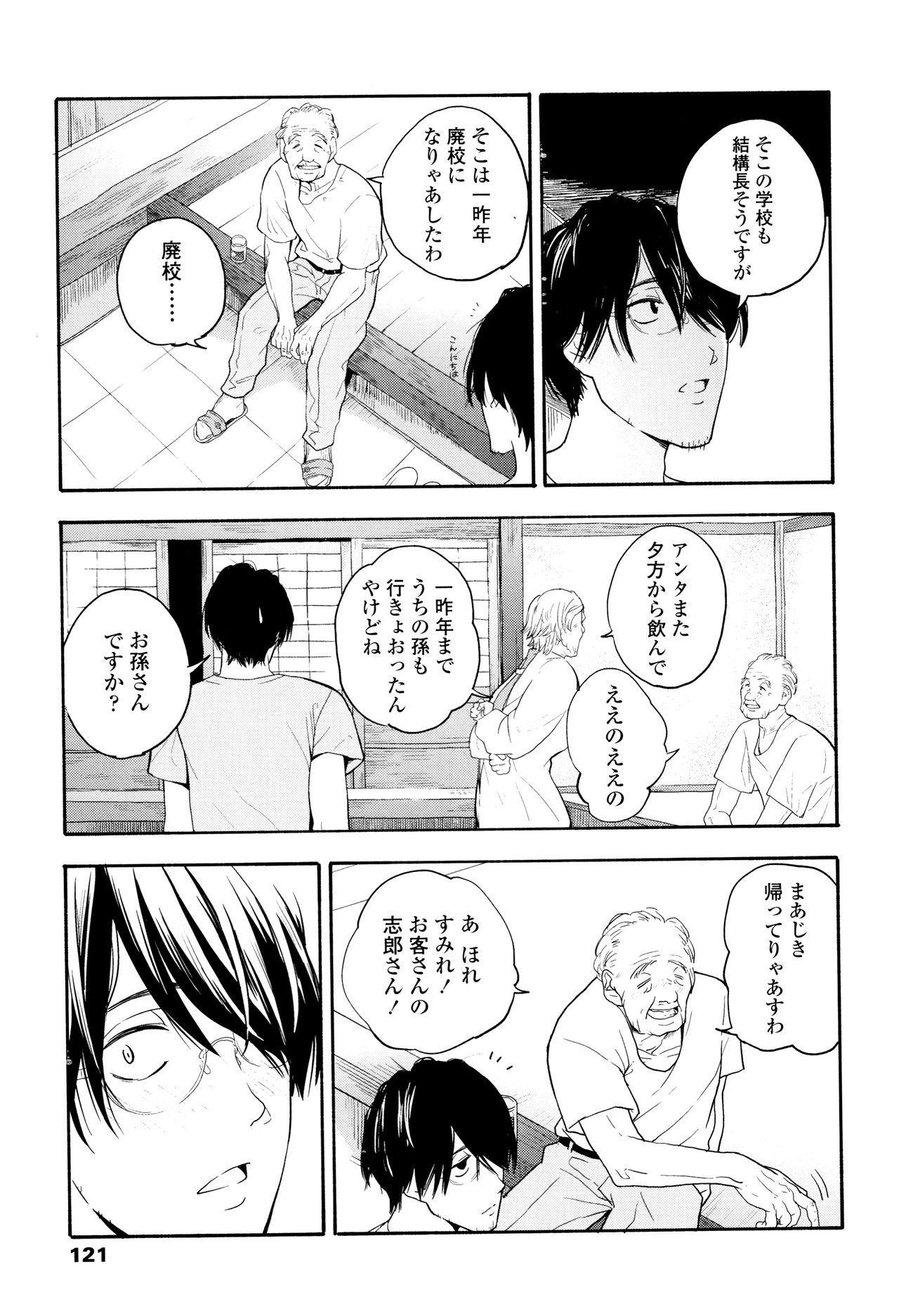 Shishunki no Eros - puberty eros 123