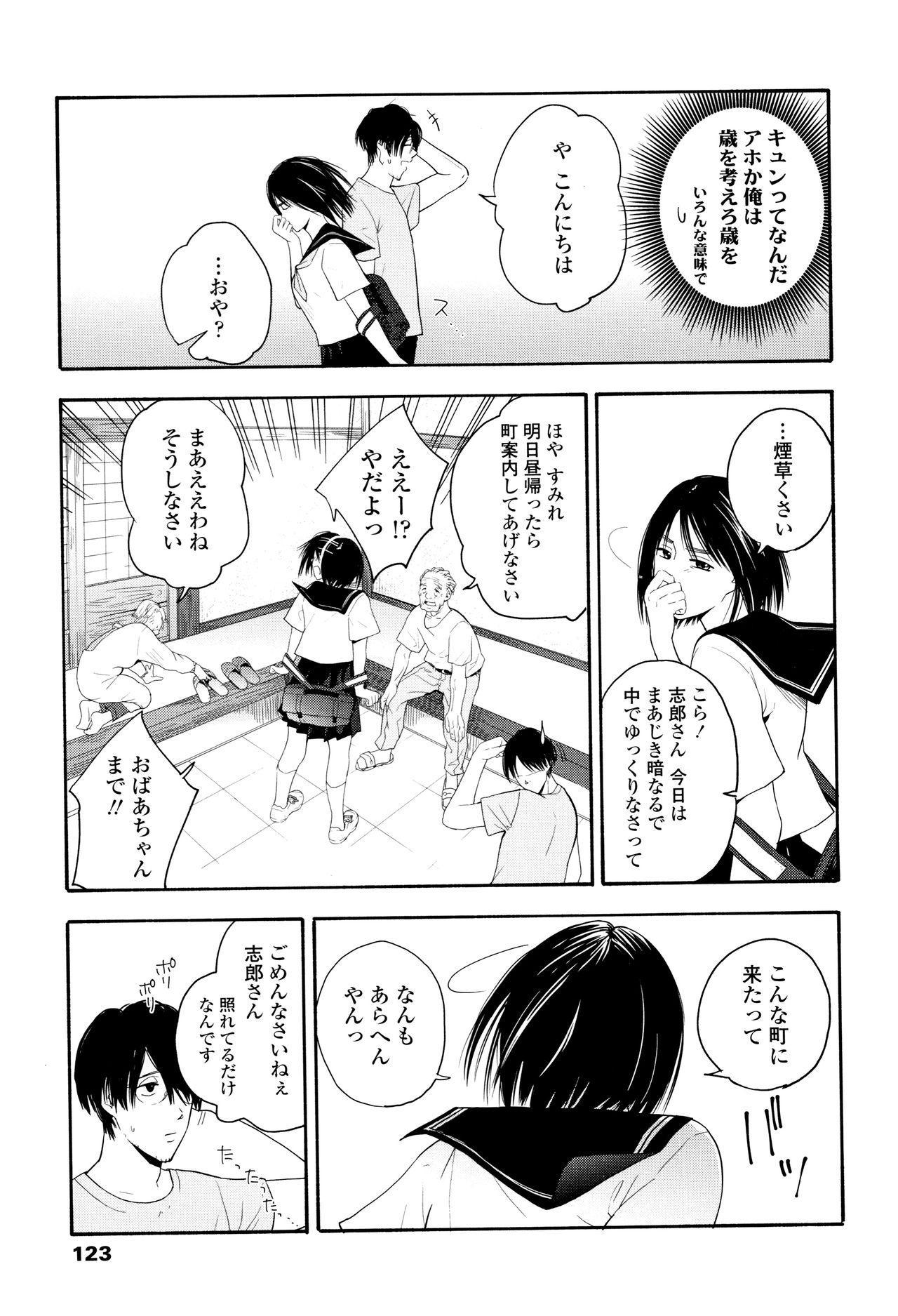 Shishunki no Eros - puberty eros 125