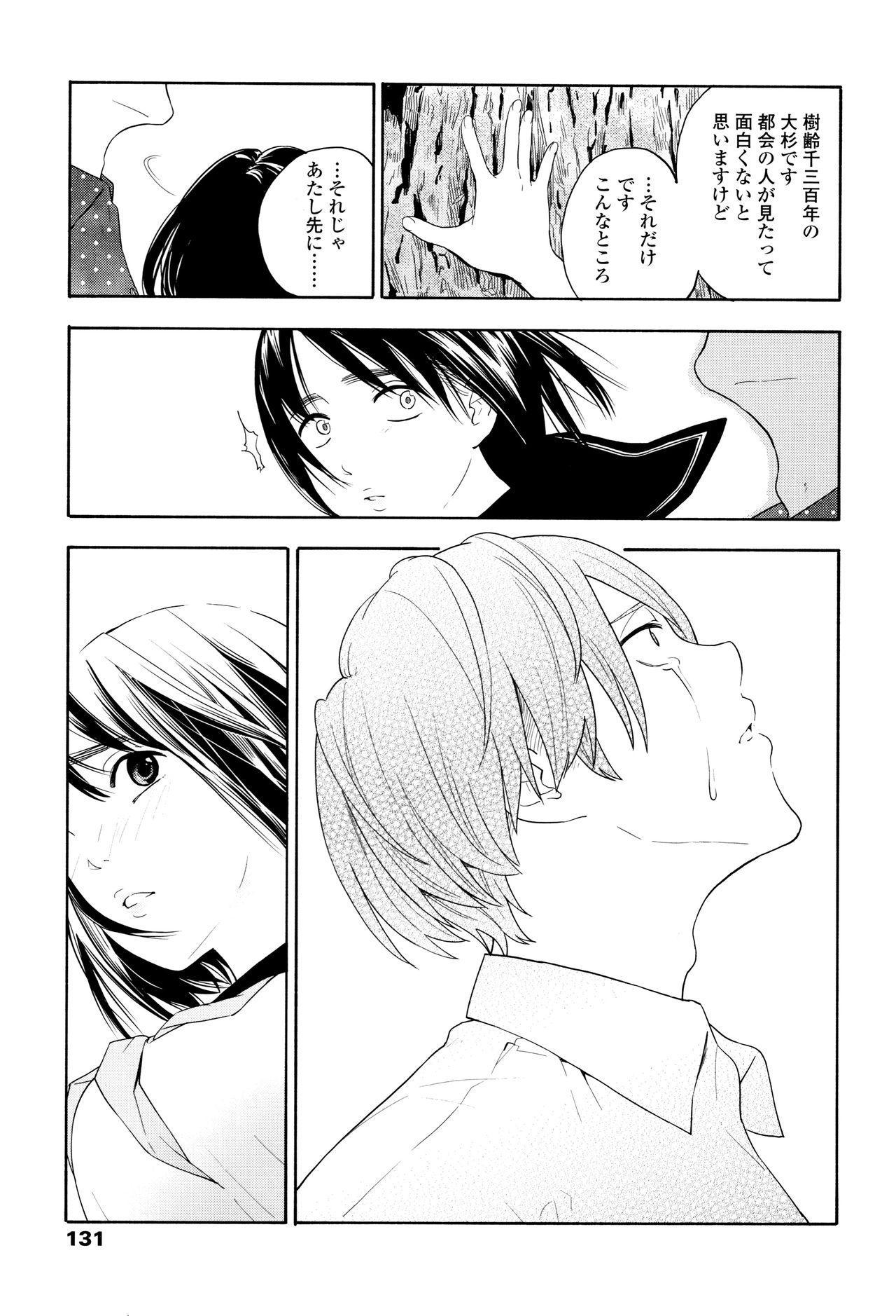 Shishunki no Eros - puberty eros 133