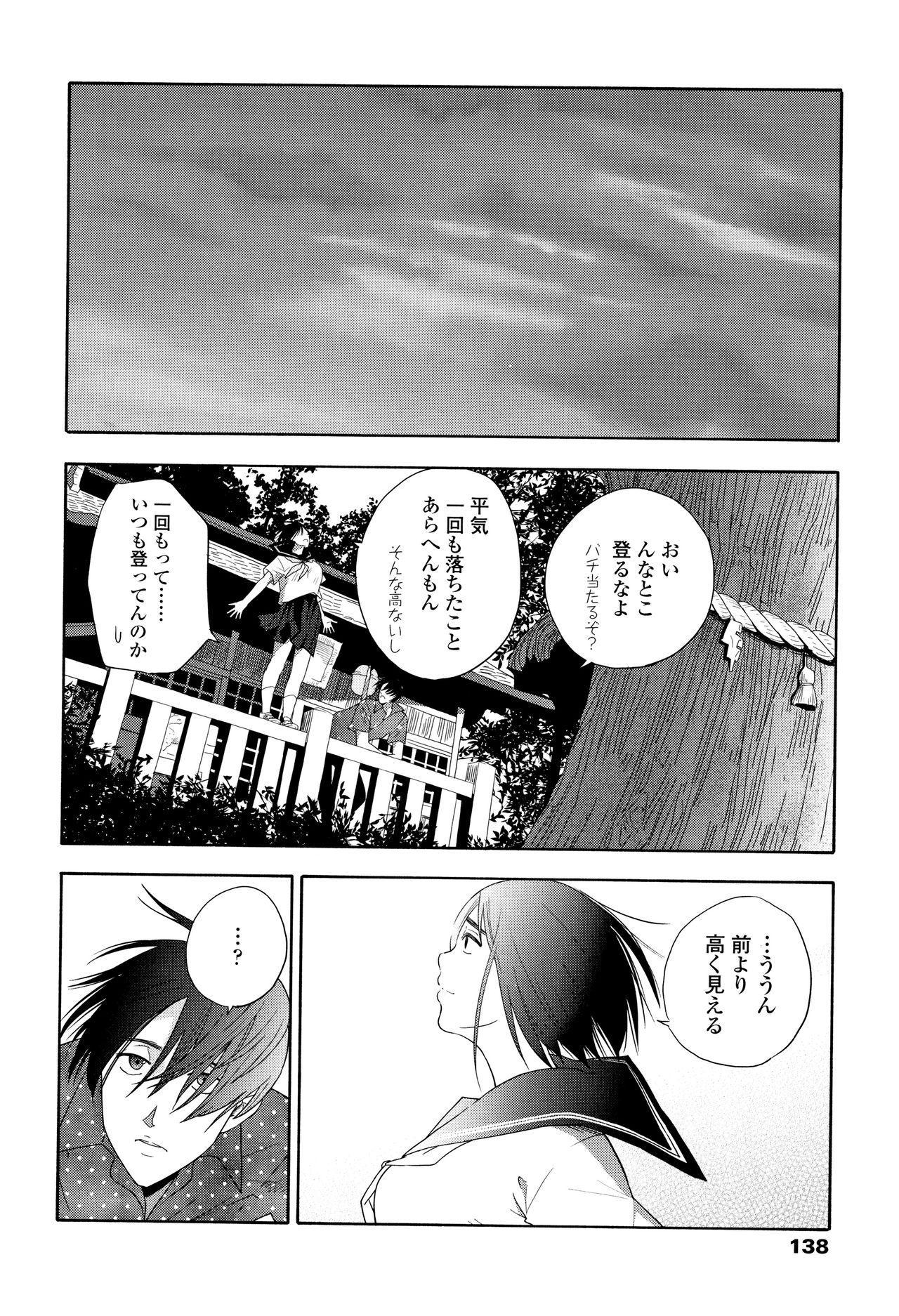 Shishunki no Eros - puberty eros 140