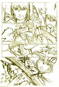 Violent Tokimeki Memorial 3 Comic 2