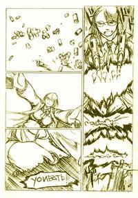 Violent Tokimeki Memorial 3 Comic 4