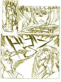 Violent Tokimeki Memorial 3 Comic 6