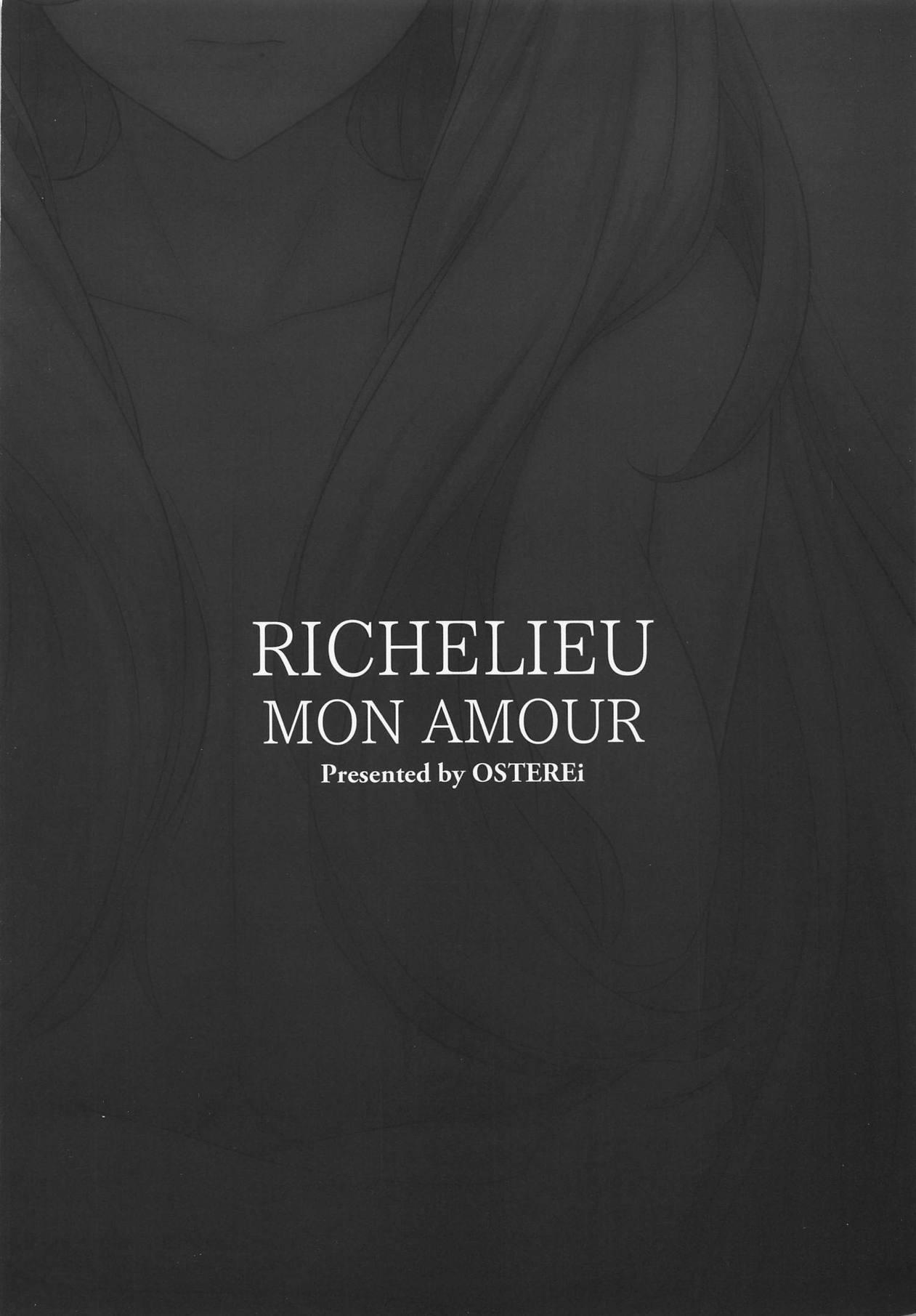 RICHELIEU MON AMOUR 24