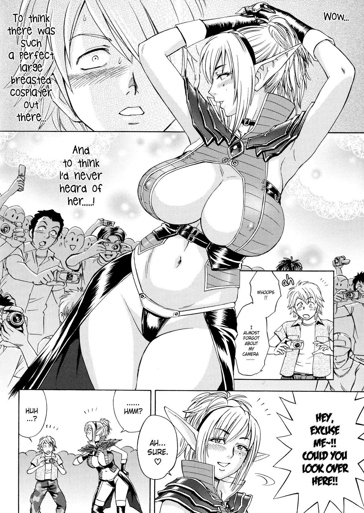 [Tatsunami Youtoku, Yamazaki Masato] Bijin Henshuu-chou no Himitsu | Beautiful Editor-in-Chief's Secret Ch. 1-5 [English] [Forbiddenfetish77, Red Vodka, Crystalium] [Decensored] 9