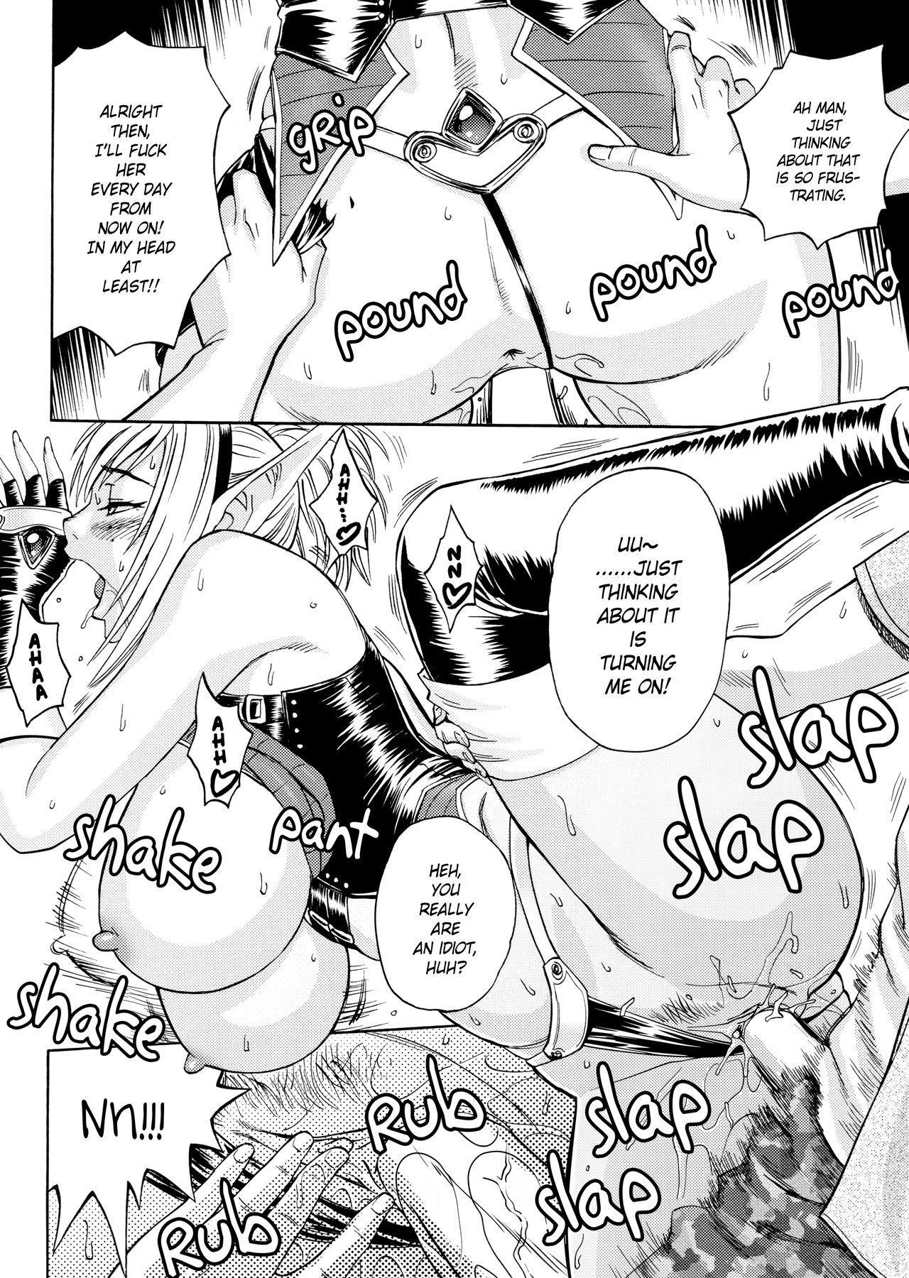 [Tatsunami Youtoku, Yamazaki Masato] Bijin Henshuu-chou no Himitsu | Beautiful Editor-in-Chief's Secret Ch. 1-5 [English] [Forbiddenfetish77, Red Vodka, Crystalium] [Decensored] 19