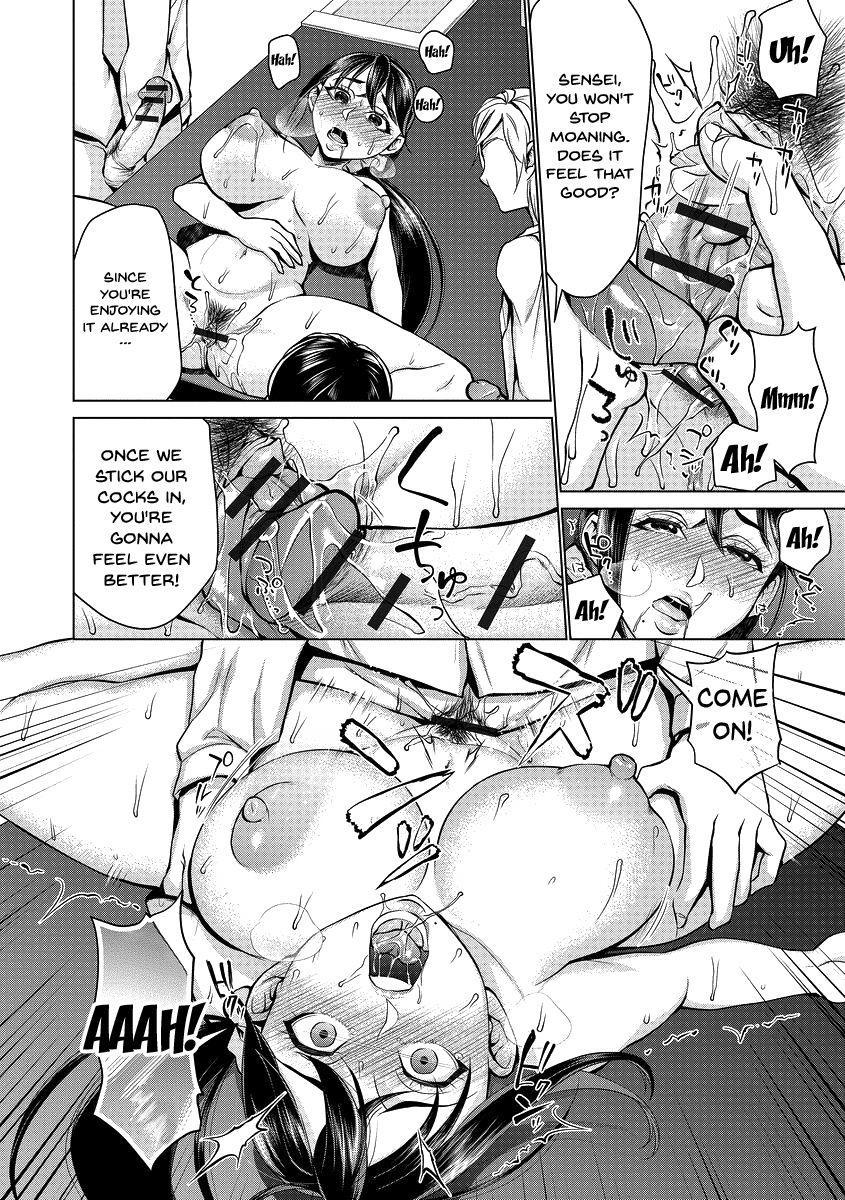 Saimin Kyousei Love Love Tanetsuke | Hypno Coerced Love Mating Ch.1-6 26