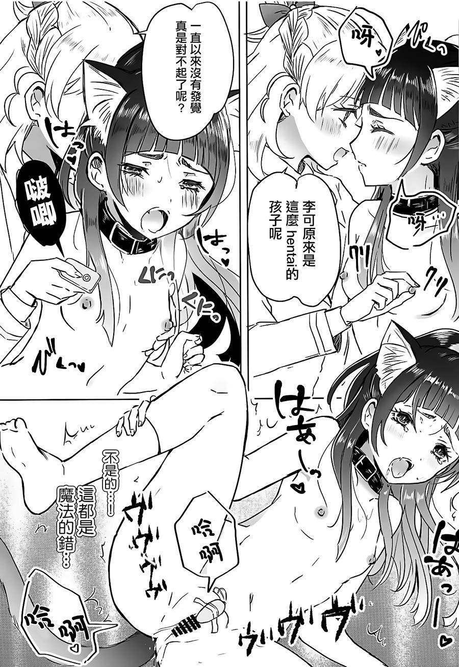 Cure Up RaPaPa de Neko ni Naare! 13