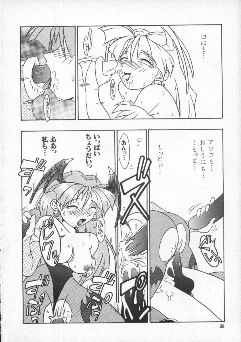 Dennou Butou Musume Kyuu 38