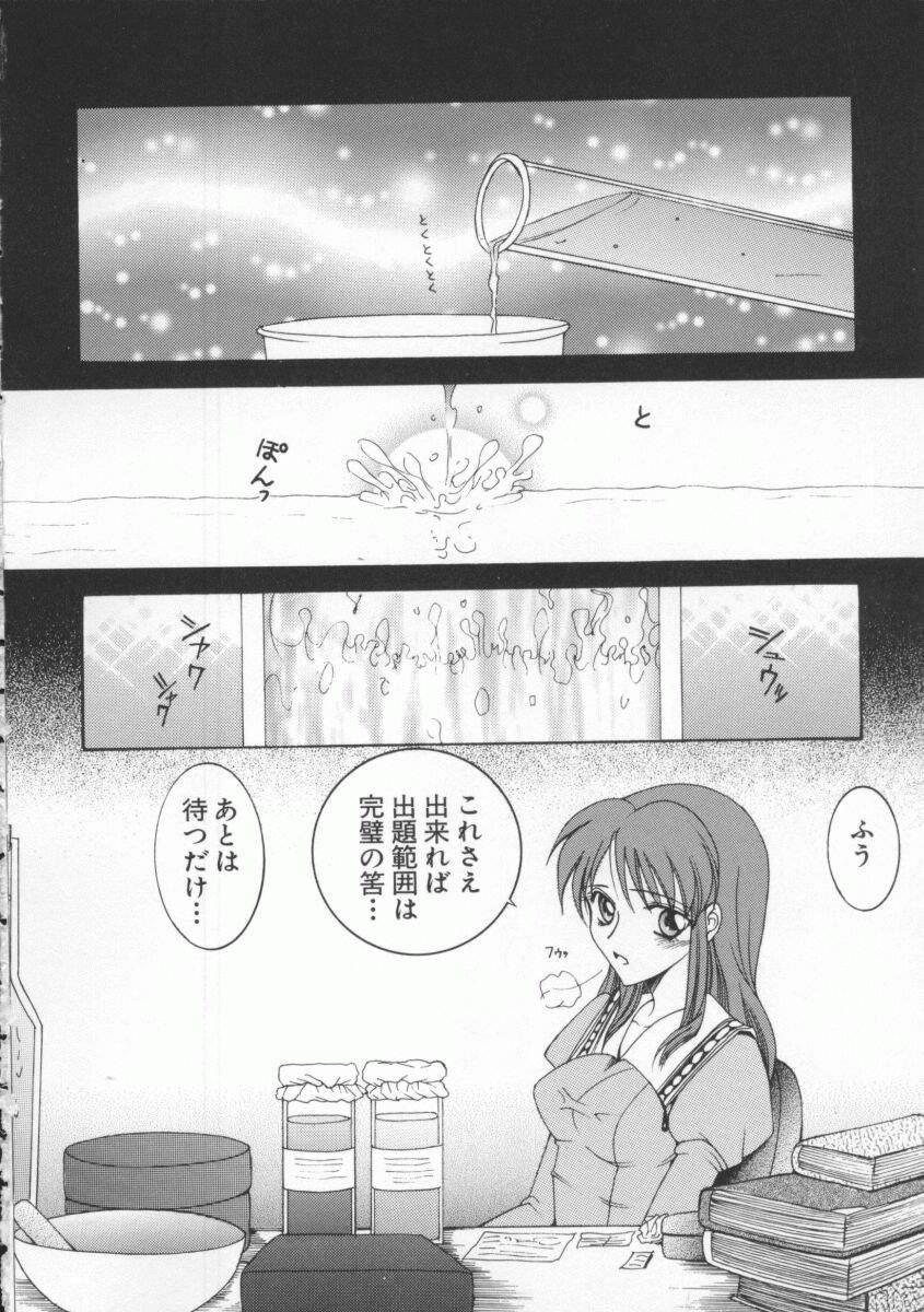 Dennou Renai Hime Vol 6 9