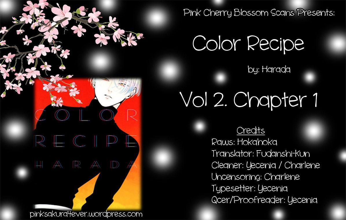Color Recipe Vol. 2 1