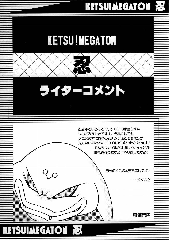 Ketsu! Megaton Nin 43