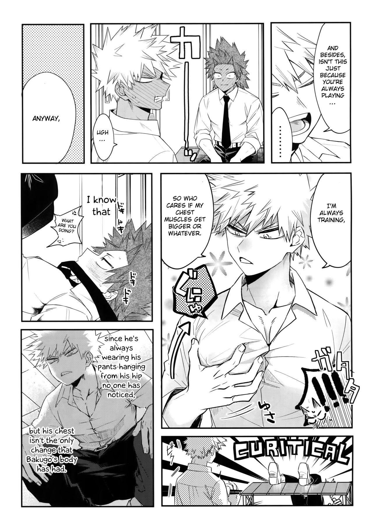 Anoko wa Miwaku no Dynamite Body 11