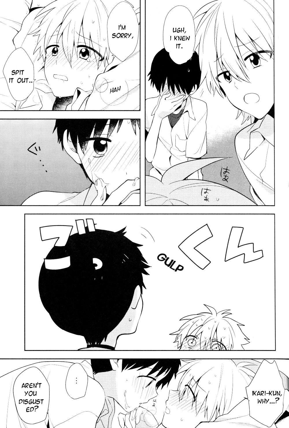 (HaruCC19) [Nicomarch (Plico)] Nagisa-kun no Iu Toori | As Nagisa-kun Commands (Neon Genesis Evangelion) [English] [TyroLuuki] 10