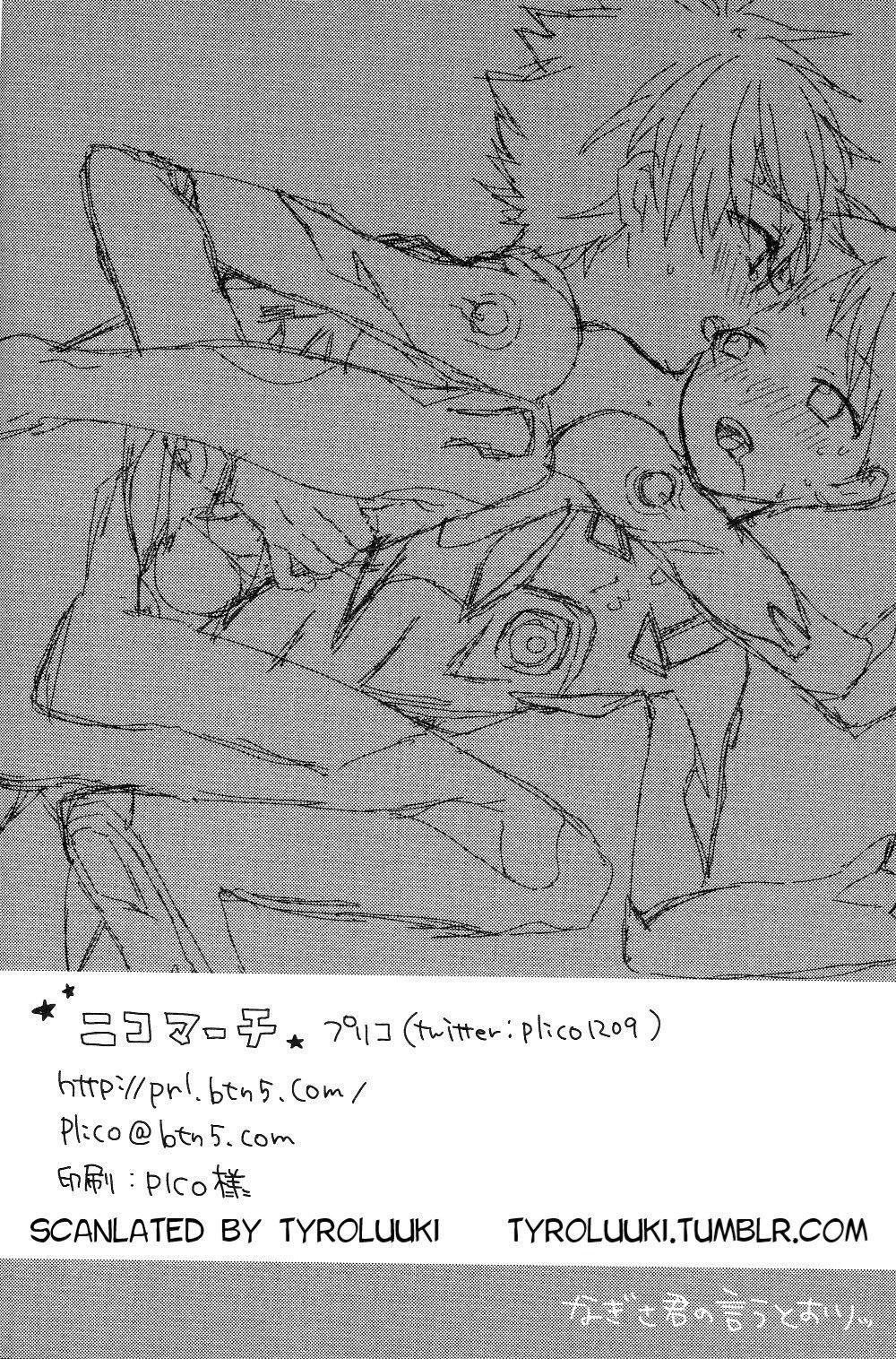(HaruCC19) [Nicomarch (Plico)] Nagisa-kun no Iu Toori | As Nagisa-kun Commands (Neon Genesis Evangelion) [English] [TyroLuuki] 27