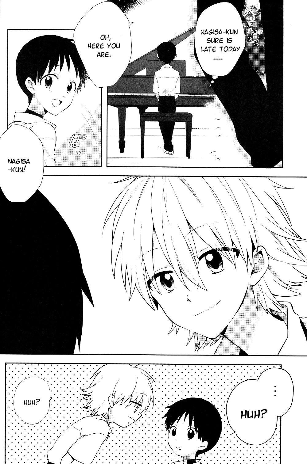 (HaruCC19) [Nicomarch (Plico)] Nagisa-kun no Iu Toori | As Nagisa-kun Commands (Neon Genesis Evangelion) [English] [TyroLuuki] 3