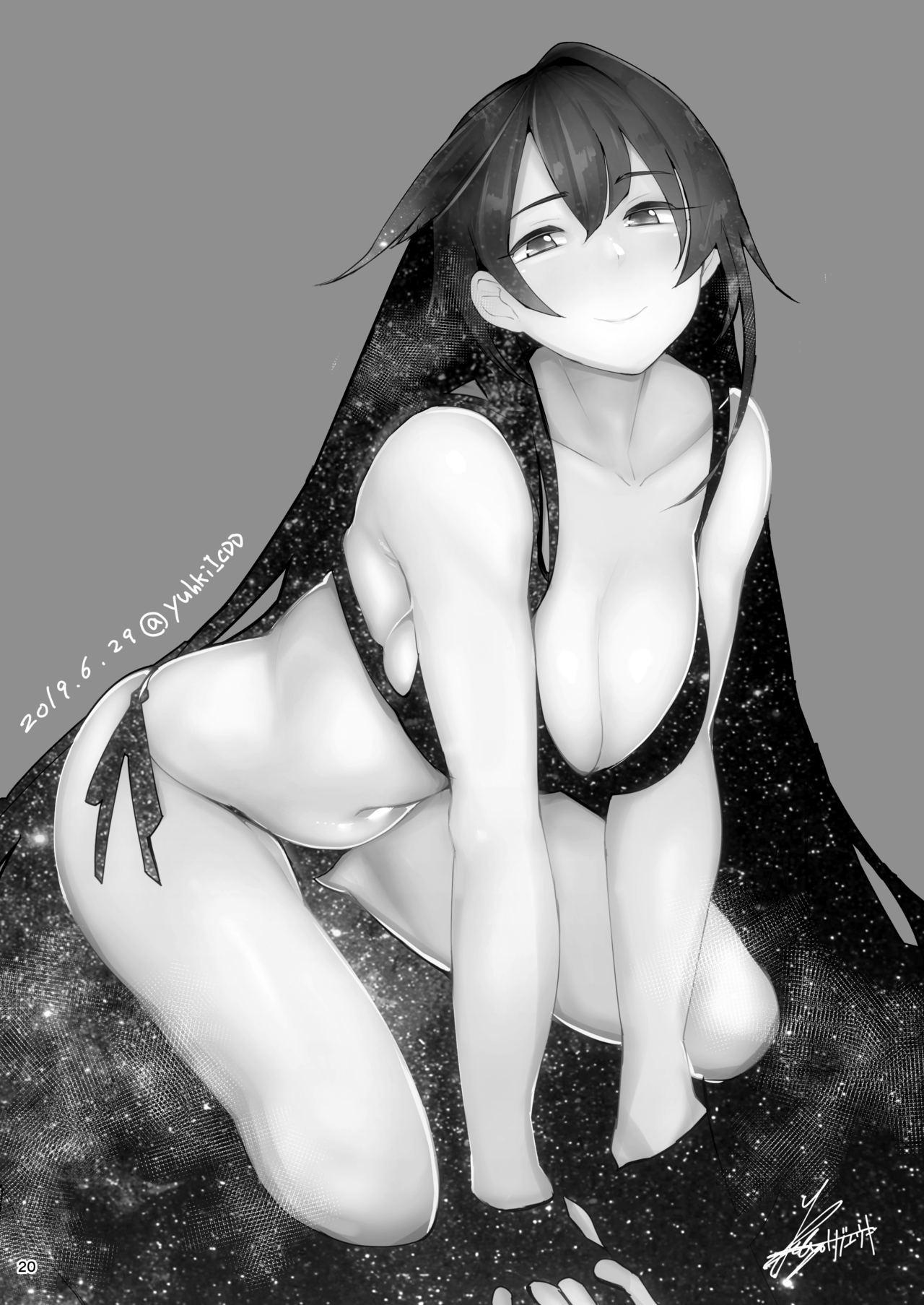 [L.G.C. (Rib:y(uhki))] Onee-chan wa Uchuu. - My elder sister is the universe. [Digital] 18