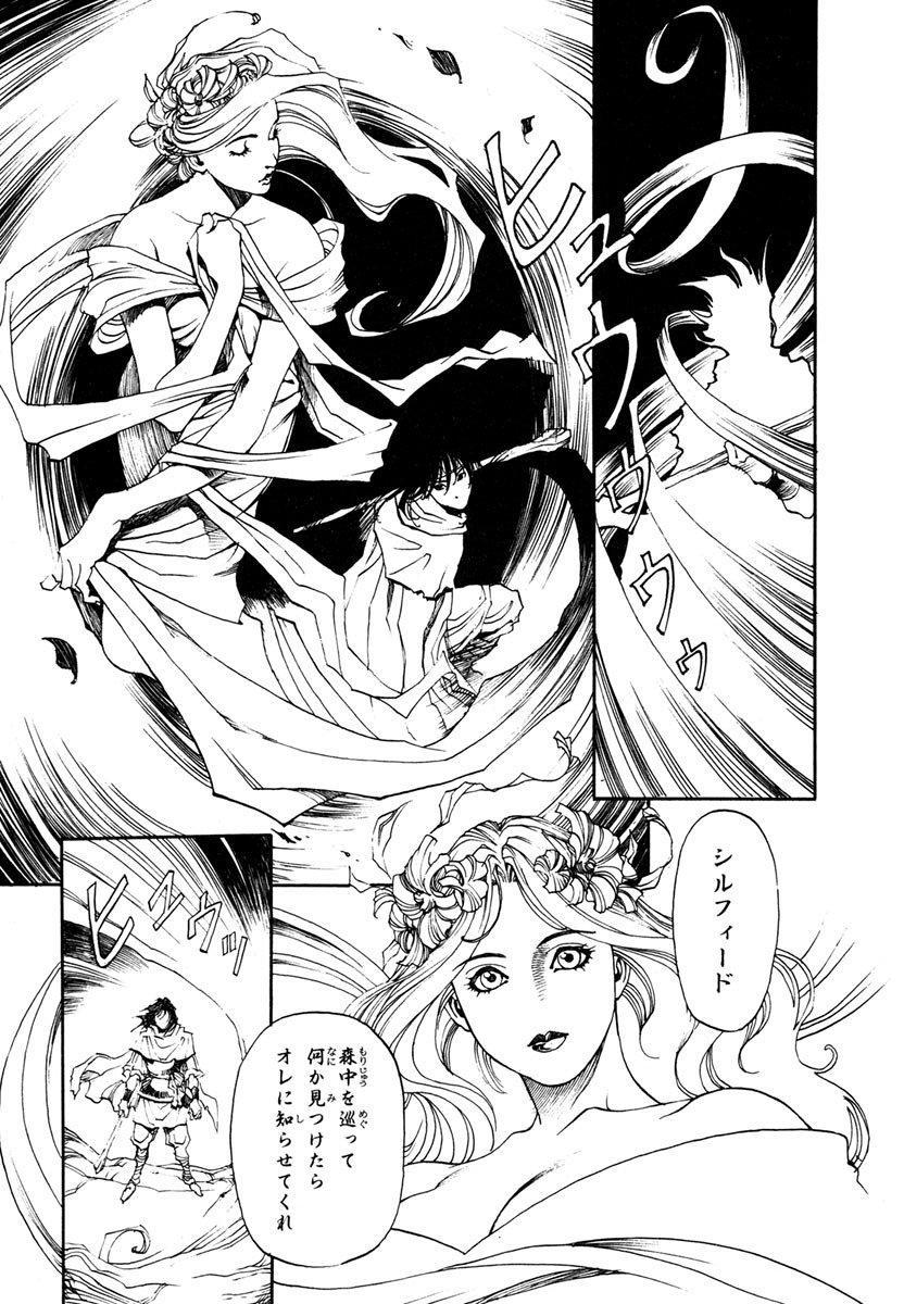 Maiden of Unicorn 29
