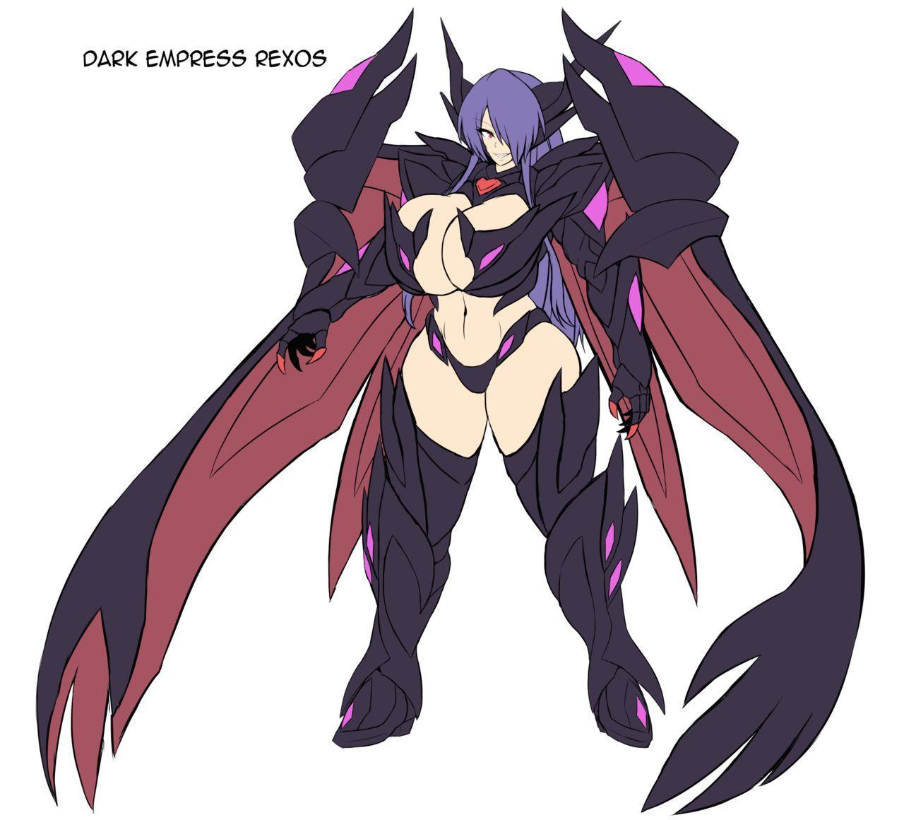 (C94) [Ikameshi Shokudou (Ikameshi)] Seisenki Iris 3 ~Inbinaru Shuuen~ | Battle Angel Iris 3 ~The End of Purity~ [English] {darknight} 31