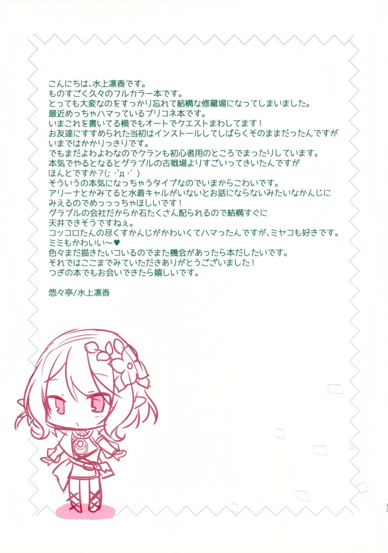 Kokkoro-tan to Natsuyasumi 12