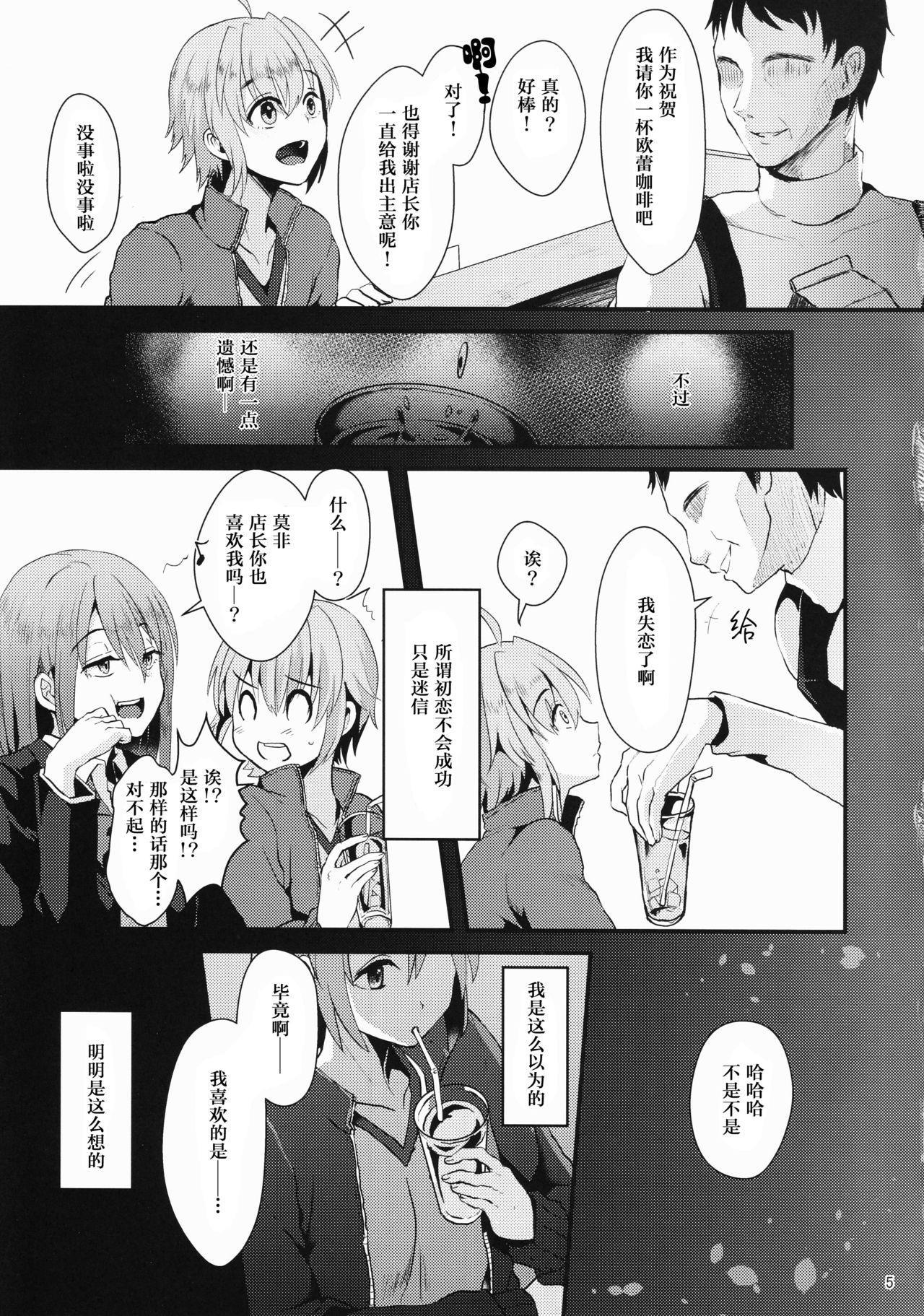 Kimi no Kareshi ni Naru Hazu datta. 1 3