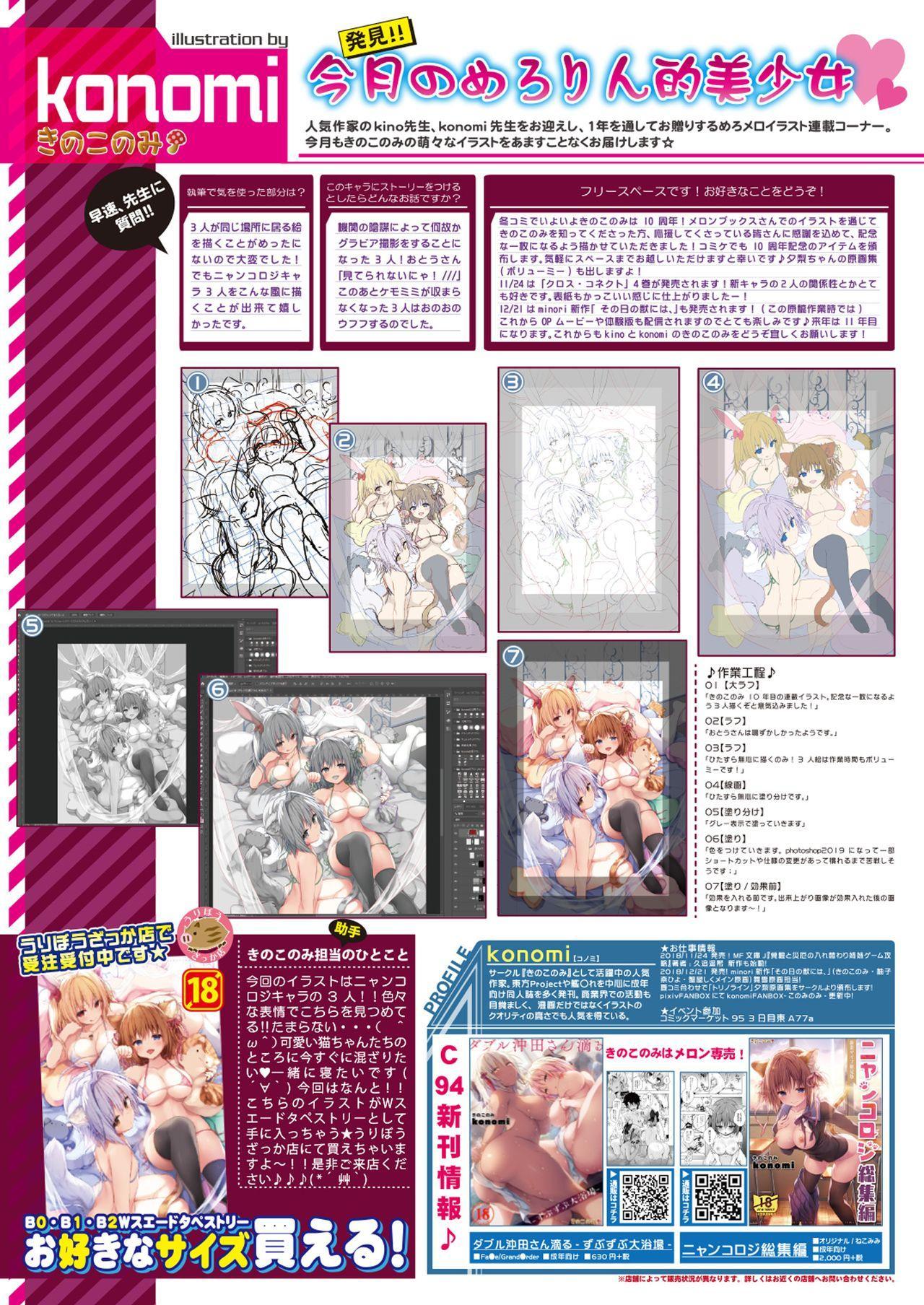 月刊うりぼうざっか店 2018年11月25日発行号 11