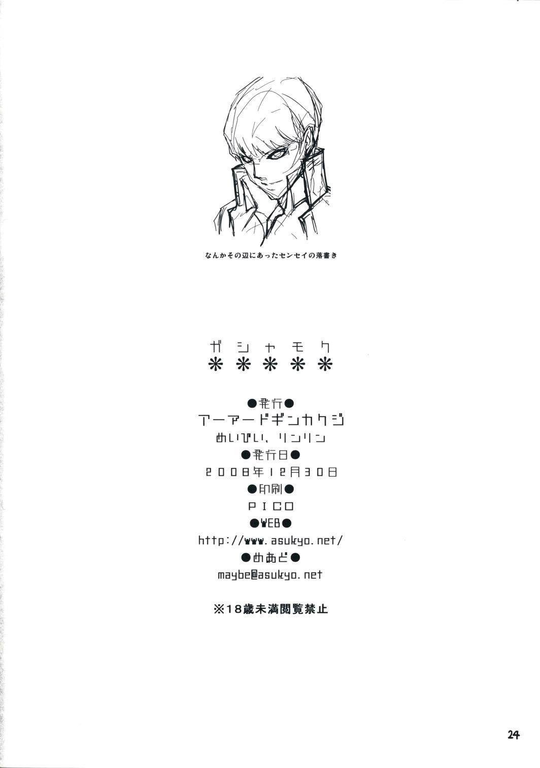 Gashamoku 24