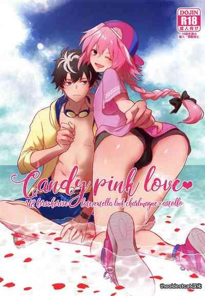 candy pink love 1