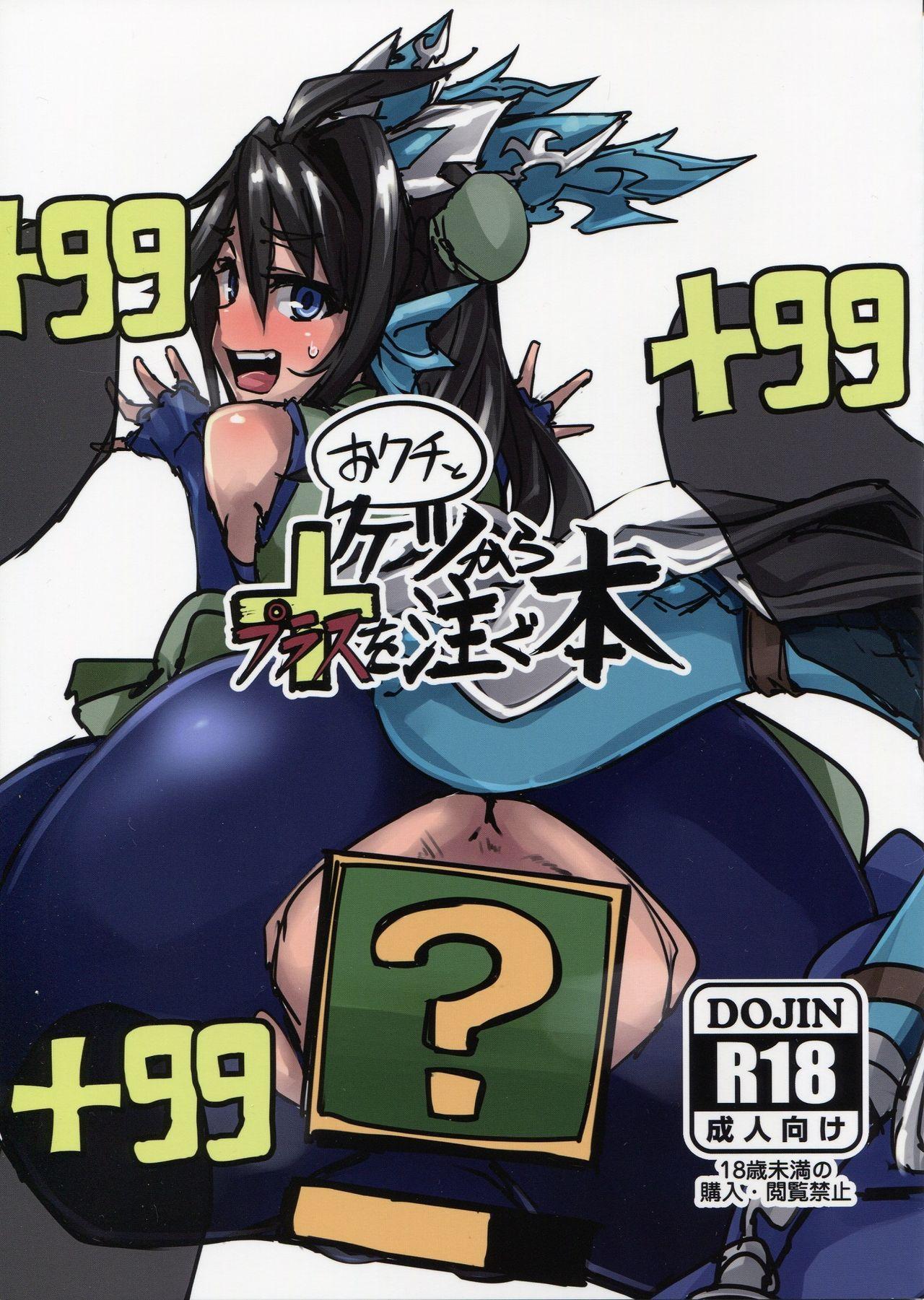 Okuchi to Ketsu kara Plus o Sosogu Hon 0