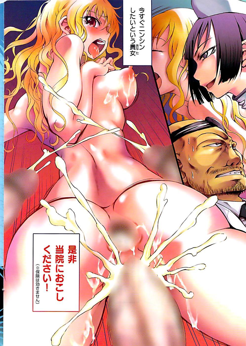 COMIC Shitsurakuten 2009-04 17