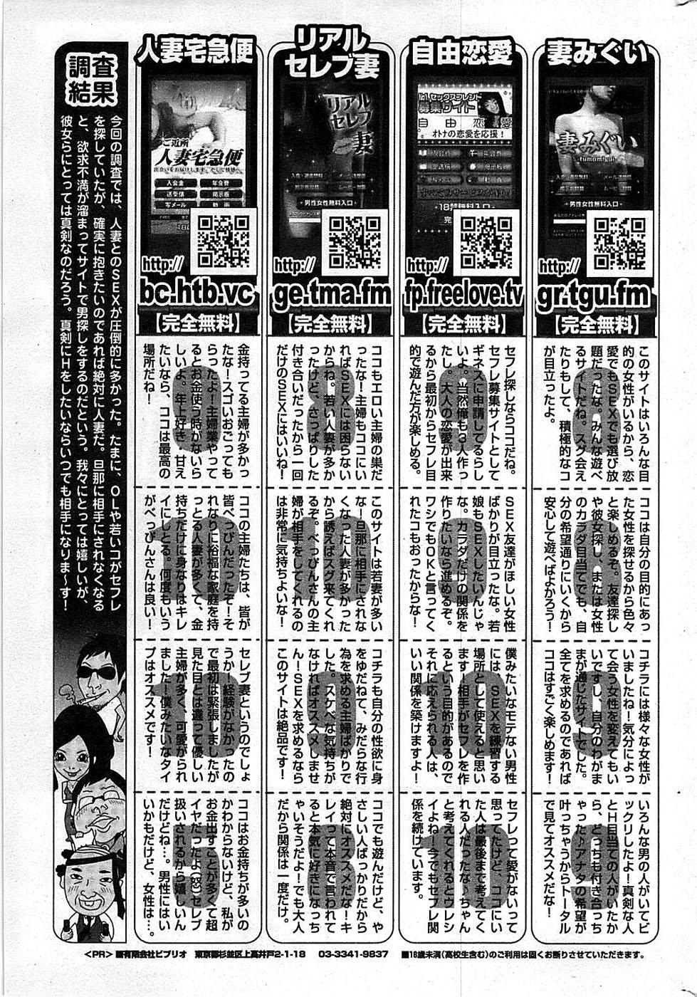 COMIC Shitsurakuten 2009-04 278